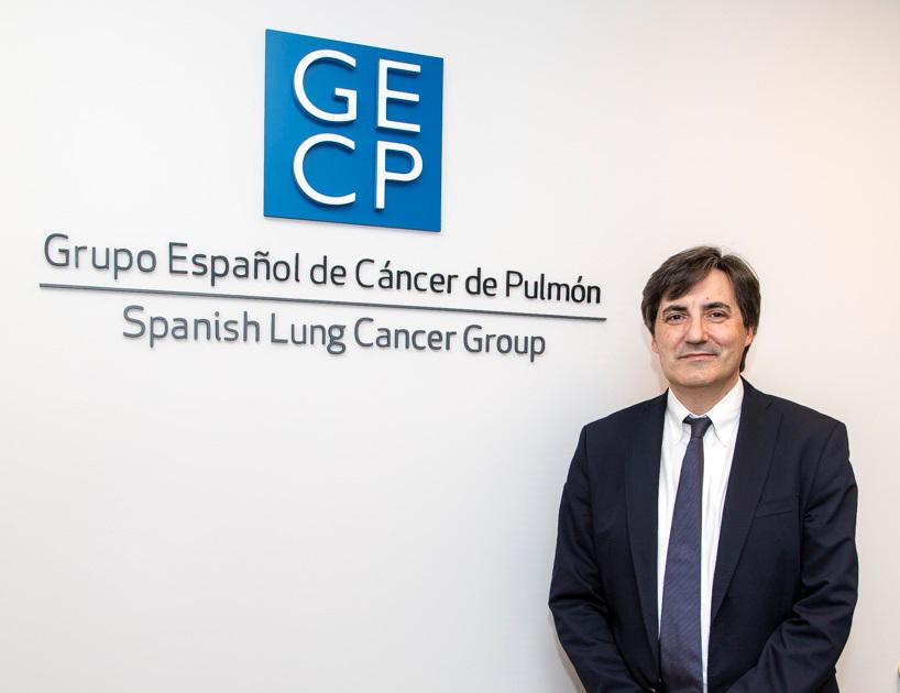 Hablamos con Mariano Provencio, presidente del GECP y jefe de Oncología del Hospital Puerta de Hierro